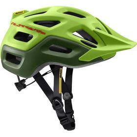 Mavic Crossride Cykelhjälm grön/oliv